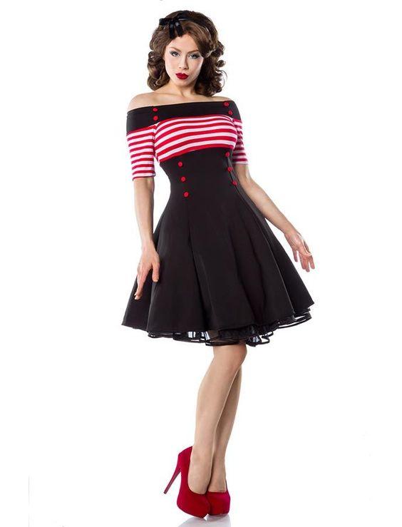 Vintage Kleid - Kleider - Vintage-Style - Ars-Vivendi