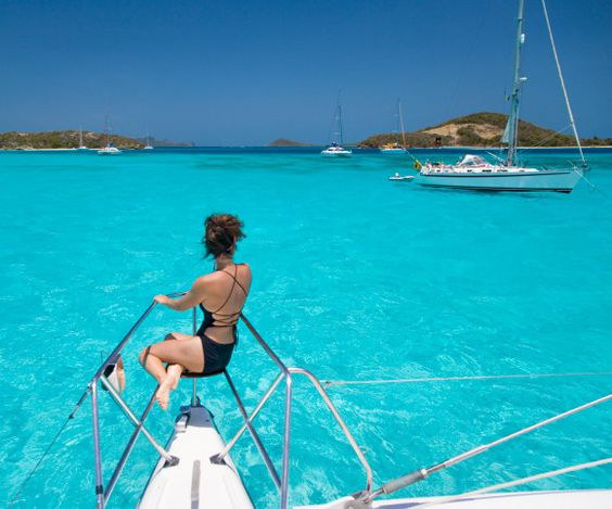 Exploring the Tobago Cays - Caribbean.Answers.com