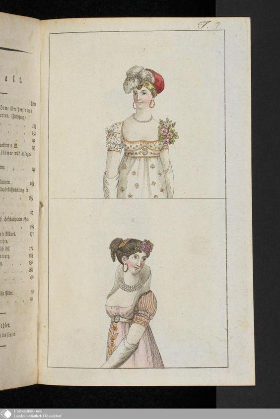 213 - Abschnitt - Journal des Luxus und der Moden - Seite - Digitale Sammlungen - Digitale Sammlungen