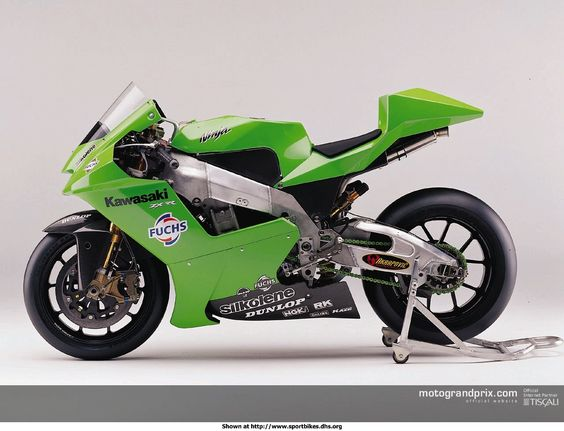 new bike wil drive at next gp in motegi wonder what it sounds like - ID: 34830