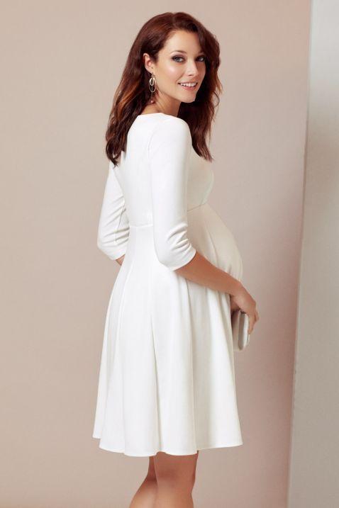Pin Em Wedding Pregnant Bride Dresses Umstandsbrautkleid Und Mehr