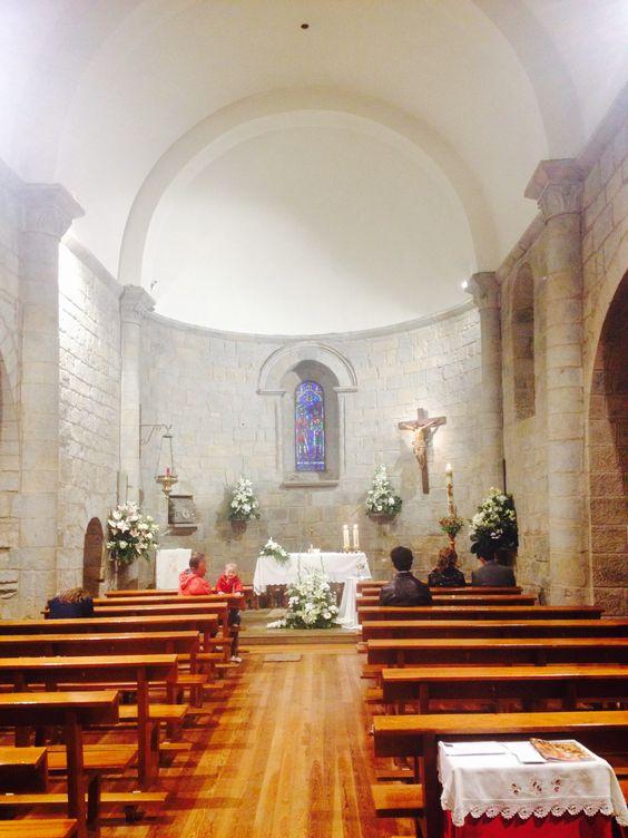 Igreja de São Miguel em Cizur Minor