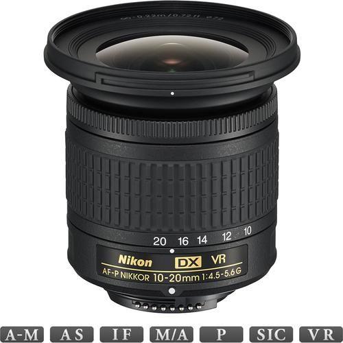 Nikon Af P Dx Nikkor 10 20mm F 4 5 5 6g Vr Lens 20067 In 2021 Vr Lens Nikon Dx Nikon Lenses