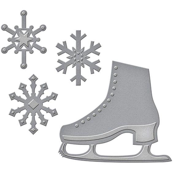 Spellbinder [Seasonal] - Skates 'N Flakes