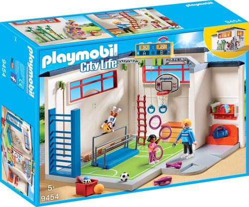 PLAYMOBIL® City Life 9454 Turnhalle