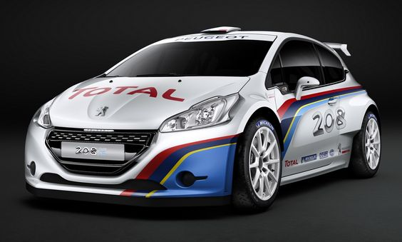 Peugeot uncovers new 208 R5-spec car