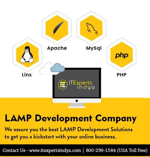 Lamp Development Services Itexpertsindya Development Content Management System Ecommerce Website Development