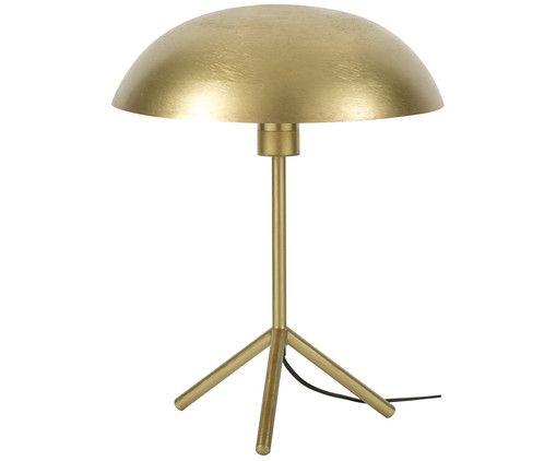 Tischleuchte Golden Mush