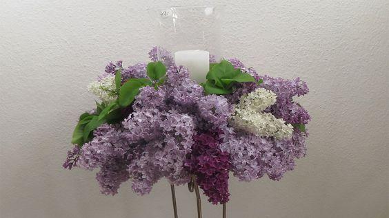 Floristik raumdekoration mit flieder deko ideen mit flora for Raumdekoration ideen