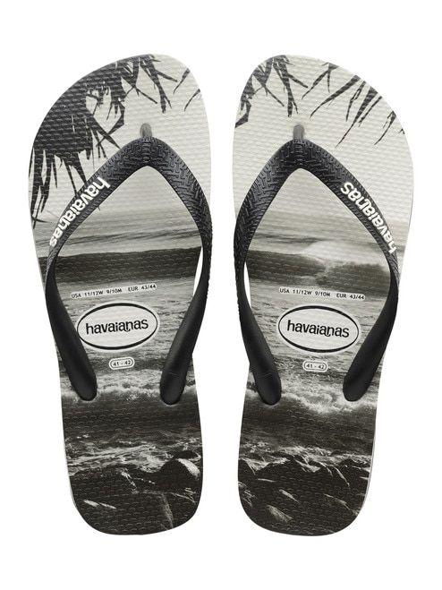 Havaianas Photoprint Black Mens Flip Flops Mens Flip Flops Black Flip Flops Havaianas Mens