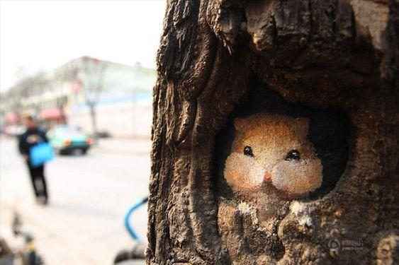 arte árvore