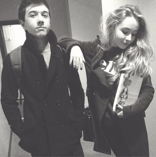 is sabrina and bradley dating