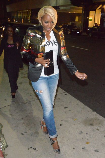 Love this outfit!!!-NeNe Leakes