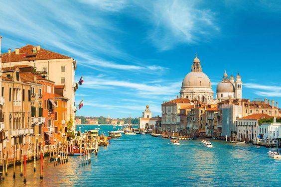 Many Royal Caribbean cruises depart from here - Venice, Italy.