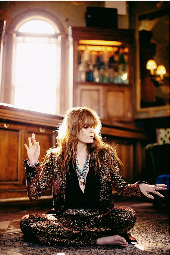 Amazing Florence Welch : Photo