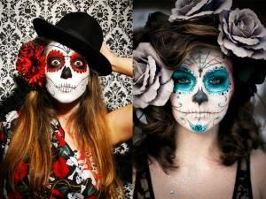 Maquillage Halloween • Hellocoton.fr