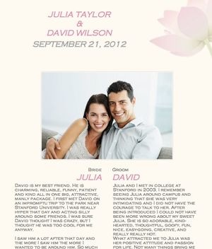 Stunning Best Wedding Website Examples Pictures - Styles & Ideas ...