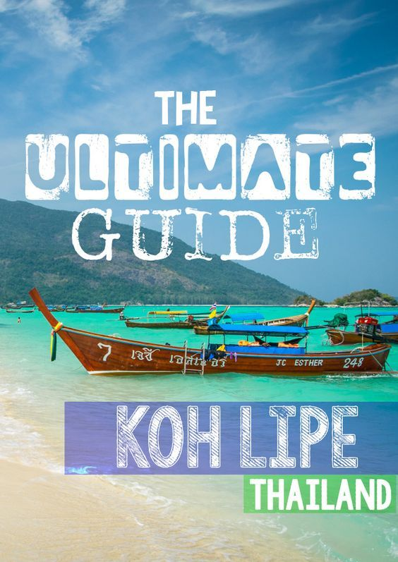 """Koh Lipe Thailand Guide, Koh Lipe Thailand also known as """"The Maldives of Thailand."""" Our guide on how to get to Koh Lipe,   where to stay in Koh Lipe, what to do in Koh Lipe, where to eat in Koh Lipe, and so much more."""