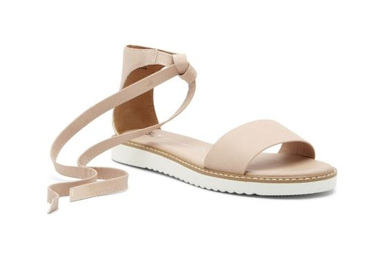 Nordstrom sandals for the perfect Charleston summer outfit