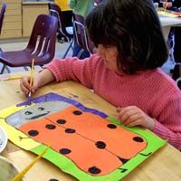 Painting Lessons for Kids - lots of ideas