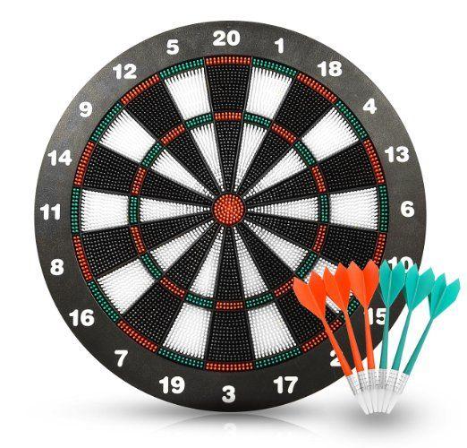 The 12 Choice Dart Boards Score A Bullseye In 2018 Dart Board Best Darts Dart Board Set