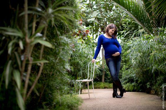 ©agnes colombo-photo grossesse jardin-flore-31