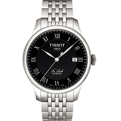 T41.1.483.53 Tissot Le Locle Mens Watch Price $390