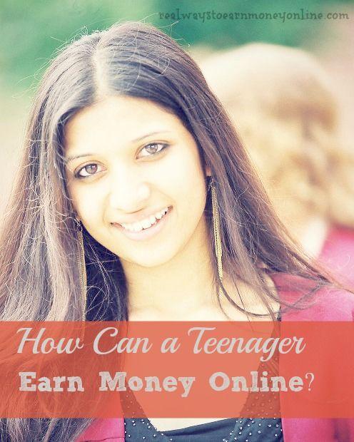 How to Make Money as a Teen - NerdWallet