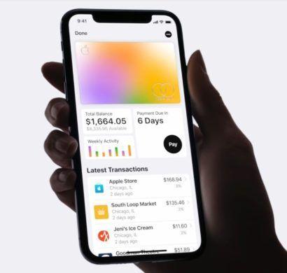 Die Apple Card Ist Eine Neue Kreditkarte Die Sie Mit Apple Pay Benutzen Konnen Fresh Ideen Fur Das Interieur Dekoration Und Landschaft Kreditkarte Apple Tv Karten