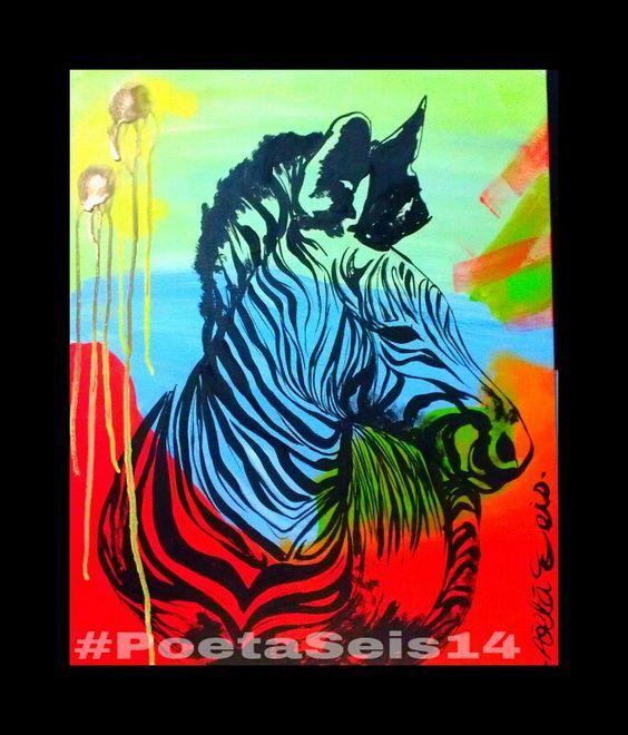 Zebra by Poeta Seis