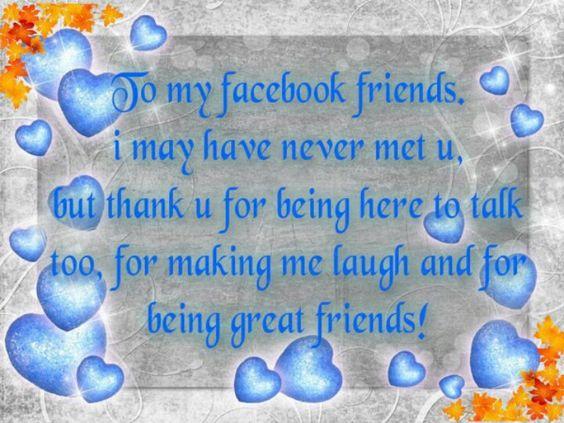 Fb friend