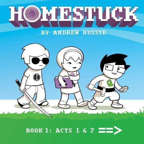 Homestuck Book 1 Act 1 Act 2 Free Pdf Books Book 1 Homestuck