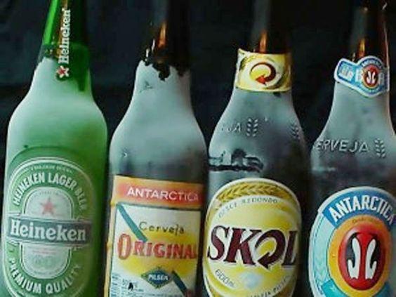 Pra você que é apaixonado por cerveja e que nos dias quentes não abre mão daquela cervejinha, provavelmente vai adorar essa ideia.Já pensou um c...