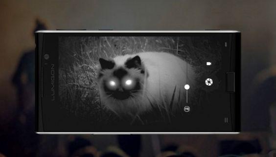 Lumigon T3 Akıllı Telefon