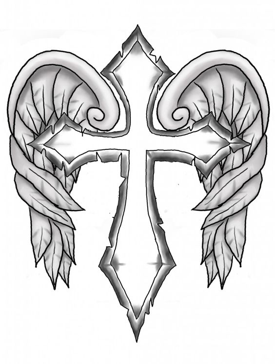 cross Coloring Pages Coloring pages of crosses