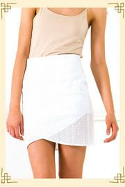 Many a New Day Skirt ($19.98)