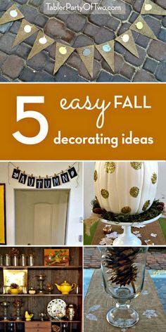 Newfalldecoratingpinterest