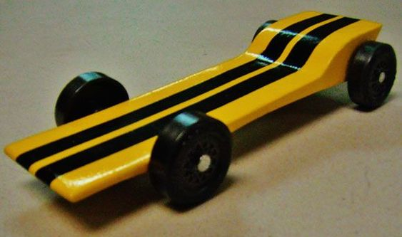 Cool Pinewood Derby Ideas For Fast Cars This Would Have Been