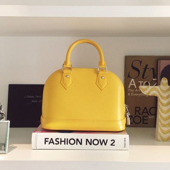 .@garotasestupidas | IN  W/ @Louis Vuitton Official Alma BB! Muito fofaaa!! Impecável o serviço da loja virt... | Webstagram