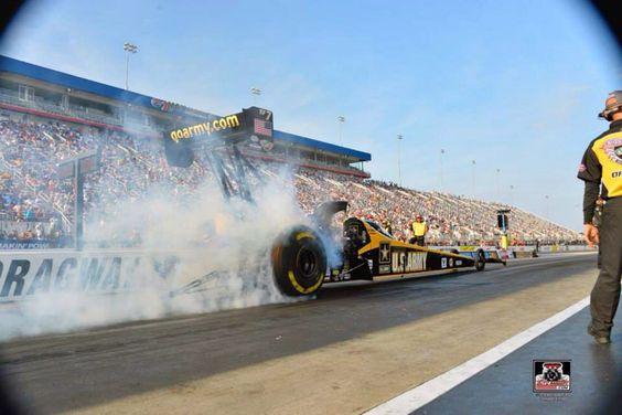 """Tony """"The Sarge""""  Schumacher Wins the 2014 Charlotte Nationals at ZMax"""