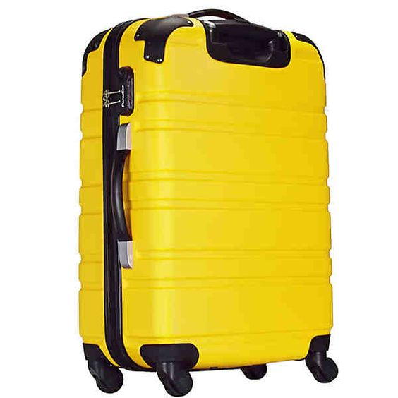 CHECK.IN Paradise Napoli 4-Rollen Trolley 66 cm