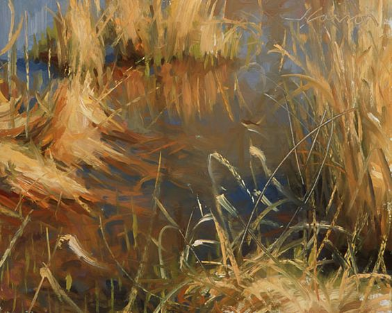 WETLAND, BY JEFFREY T. LARSON