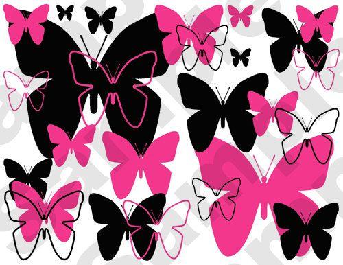 Butterflies White Teens 43