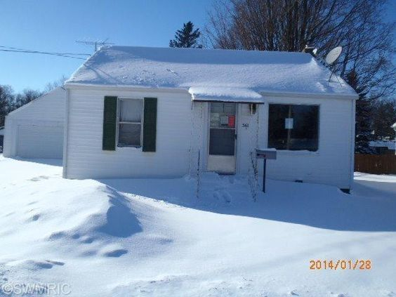 561 N Madison St Marshall MI 49068 $55,000 Affordable 2 bedroom ranch with detached garage. . Seller is selling the property AS IS. Buyer to verify all data. Clients may see all data and schedule showings at www.REOmamma.com or call Richard Stewart 269-345-7000 REO Specialists llc AGENTS please follow instructions in MLS
