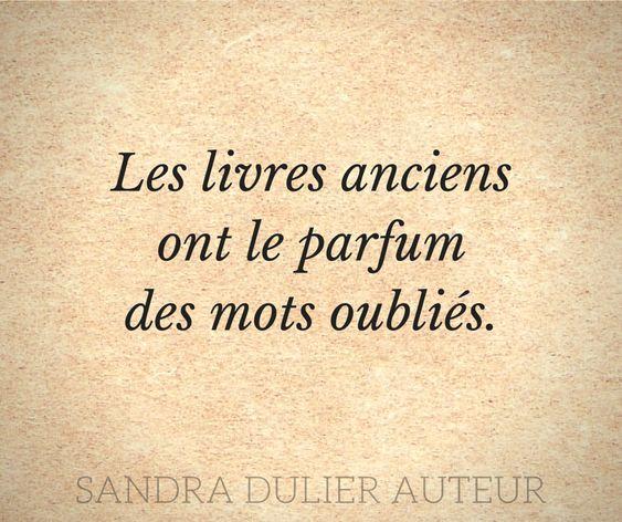 Citation - livres - Sandra Dulier