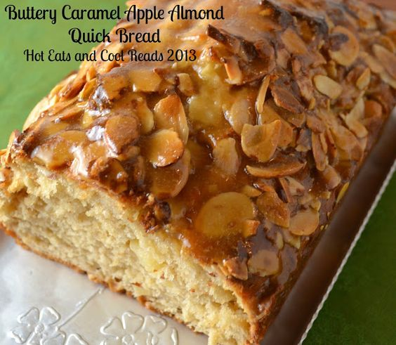 Quick bread, Caramel apples and Quick bread recipes on Pinterest