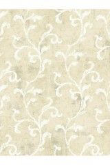 Brandywine Textured Scroll Wallpaper
