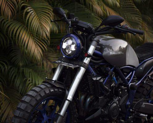 2015 Yamaha Mt 25 250cc
