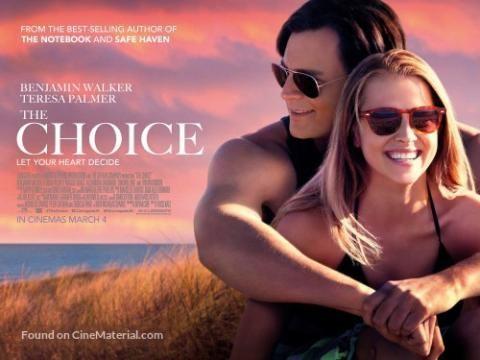 فيلم The Choice 2016 مترجم