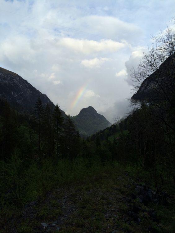 Freiheit in den Bergen mit Freunden :)